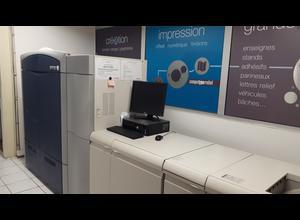 Xerox Color Presse 800 i Digital press