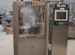 Sejong SF 40 N Gelatine Kapsel-Abfüllmaschine