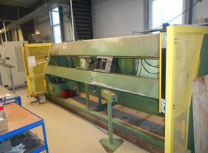 Cintreuse de tubes Montorfanno GE 10 CNC