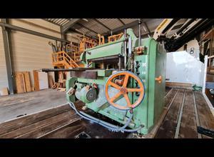 Kupfermuhle Raboteuse 4 faces Gebrauchte Mehrkopf-Kehlmaschine
