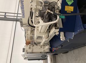 Krauss Maffei KM 150-520 C2 Injection moulding machine