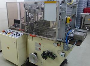 Sollas 17 automatic carton collating and overwrapping machine