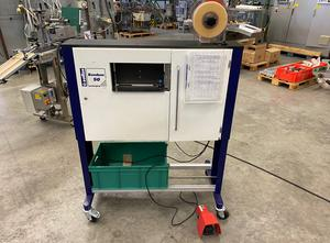 Sollas Bandum 50 MPC micro-processor controlled banding machine for cartons and similar