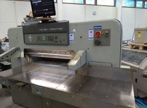 Polar 115 EM-MON Paper guillotine