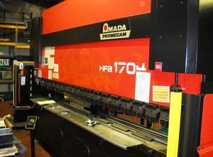 Prensa plegadora cnc/nc Amada HFB 170t 4m, 8 Axis