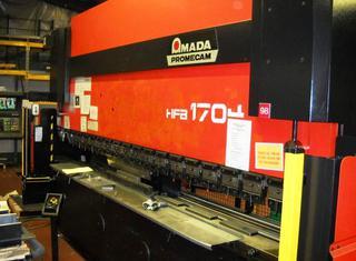 Amada HFB 170t 4m, 8 Axis P10108078