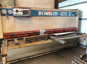 Bombled GTS II 3012 Hydraulische Blechschere