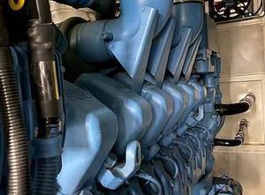 MTU 12V4000 Generator
