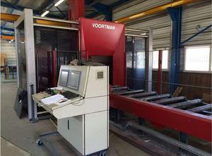 Vícevřetenový vrtací stroj Voortman V630/1000M