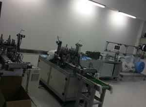 Kompletní produkční linka Jinan changtai CNC TEchnology Co,.ltd TPM-1T2