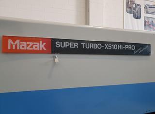 Mazak Super turbo-X510 HI-PRO Supercharged P10111020