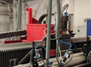 Vodní řezací stroj Bystronic BYJET 4020