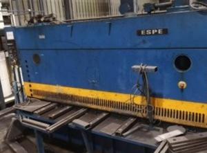 Hydraulické nůžky / gilotiny Espe CNTA 3150/16A