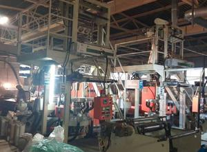 Stroj na vytlačování - Extrudér jednošroubový KANG CHYAU INDUSTRY KMT-45