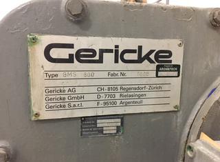 Gericke GMS-300 P10111053