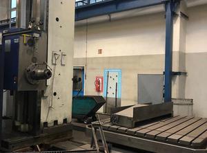 CNC stolová vyvrtávačka TOS WHQ 13.8 CNC