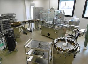 IMA Monoblock F57 Bottling unit