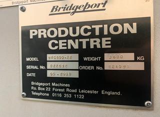 Bridgeport VMC 800.22 P10112007
