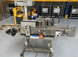 Multivac/MR Typ 413 Etikettiermaschine