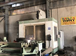 Scharmann -- CNC Fräsmaschine Horizontal