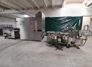 BOSCH RUR H06 - TLQ U42 - CFV C04 Ampullen- / Fläschenfüllmaschine