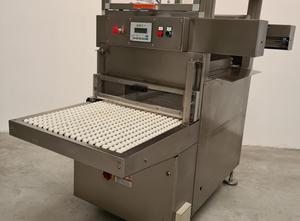 IMA LIBRA Mod. STARPACK 100 - Tray unloading unwrapping machine used
