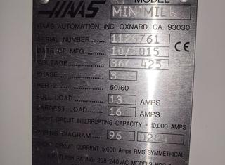 Haas Mini Mill P10113015