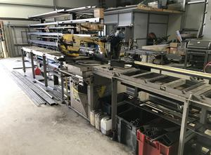 FMB Orion band saw for metal