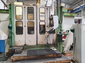 Tos Hulín SKIQ 16 vertical turret lathe with cnc