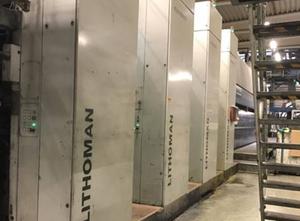 Manroland Lithoman III Ротационная печатная машина