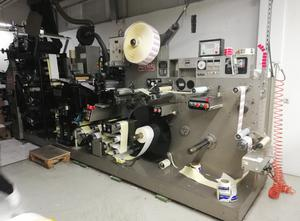 Kopack 250 Super label printing machine