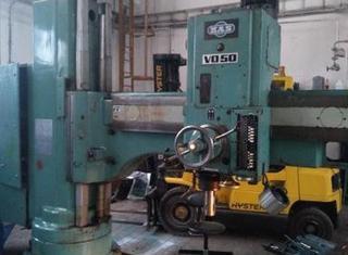 TOS VO50/1650 P10114034