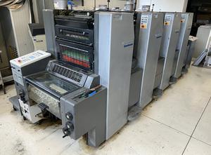 Heidelberg SM52-4P 4 Farben Offsetdruckmaschine