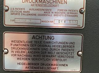 Heidelberg SM72 P10114052