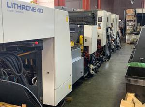 Komori L440C 4 Farben Offsetdruckmaschine