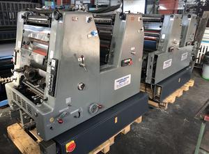 Heidelberg GTOVP46+ 4 Farben Offsetdruckmaschine