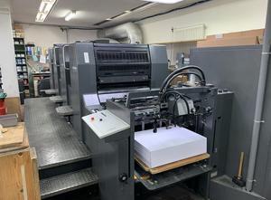 Heidelberg SM74-4P3 4 Farben Offsetdruckmaschine