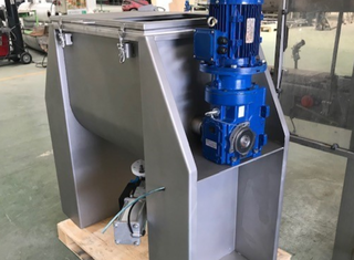 Horizontal mixer 200 L P10115024