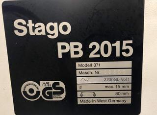 Stago PB2015 P10117004