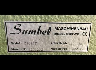 Sumbel Regent 800 P10117006