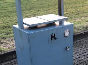 Albert Griesinger Twinpress Konfektioniermaschine