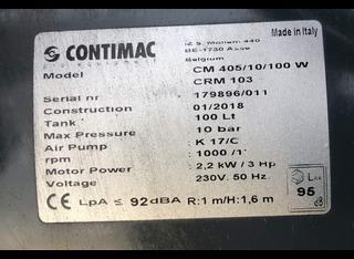 Contimac CM405/10/100W P10117012