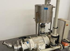 Mezcladora de líquido Ystral C 25.000 SL/CONTI-TDS 4