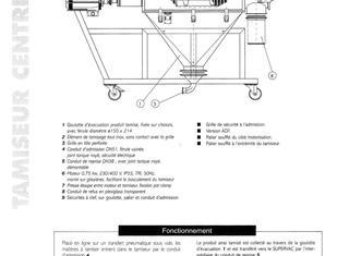 Tamiseur TS4 P10118014