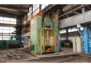Rovetta 400T metal press