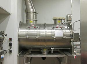 Mezcladora de polvo Lödige FKM 2000 D