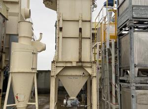 Collecteur de poussière Intensiv IFJC 45/2-2-S