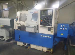 Doosan Lynx 220 Drehmaschine CNC