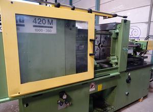 Pressa ad iniezione elettrica Arburg Allrounder 420M 1000-350