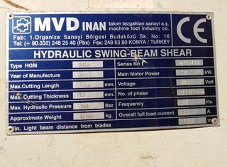 MVD INAN HGM 3013 P10119063